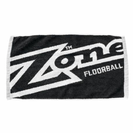 ZONE Towel MEGA black/white small 60x35cm