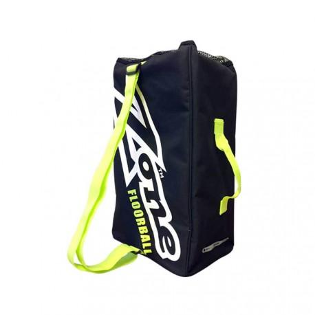 ZONE Ball bag EYECATCHER black/white/lime