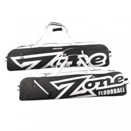 ZONE Toolbag WEIGHTLIFTER black/white (10 sticks)