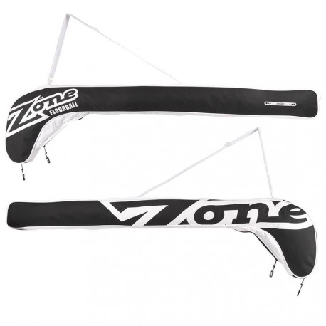 ZONE Stick cover WEIGHTLIFTER 80-91 black/white