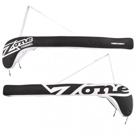 ZONE Stick cover WEIGHTLIFTER 91-104 black/white
