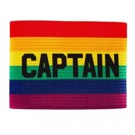 SALMING Team Captain Armband Rainbow