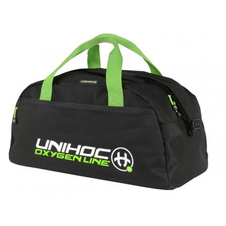 UNIHOC Sportbag OXYGEN LINE small black
