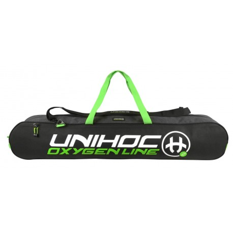 UNIHOC Toolbag OXYGEN LINE black junior (12 sticks)