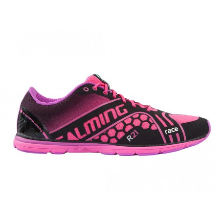 SALMING Race Shoe Women Black/Pink