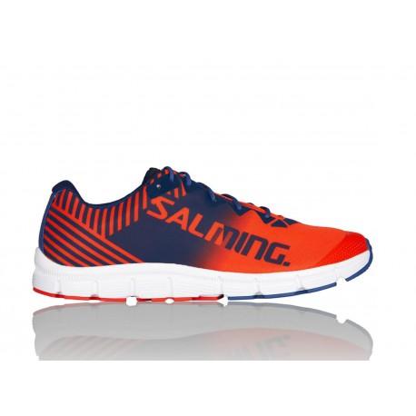 SALMING Miles Lite Shoe Men Orange/Blue