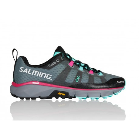 SALMING Trail 5 Shoe Women Grey/Black