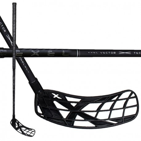 EXEL Vector-X black 2.6 oval SB