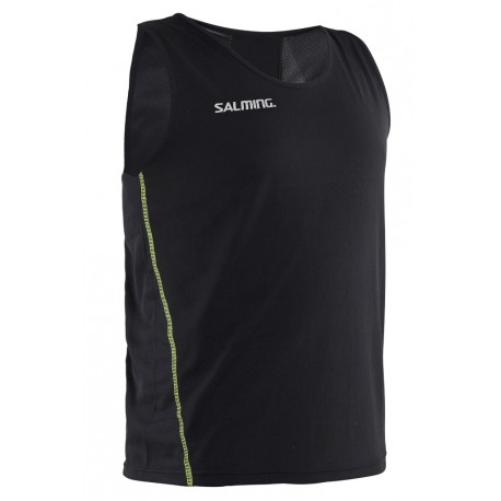 SALMING Running Singlet Men Black