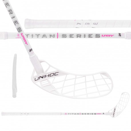 UNIHOC Unity Titan Miracle Light 29 white