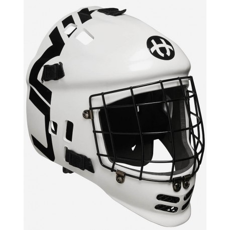 UNIHOC Goalie mask Blocker white