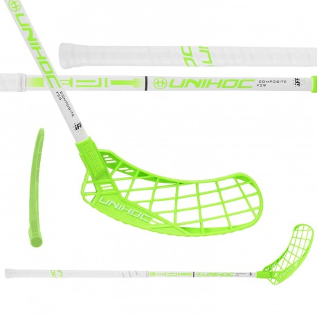 UNIHOC Epic Composite 29 white/light green