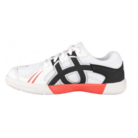 UNIHOC Shoe U3 Junior white/red