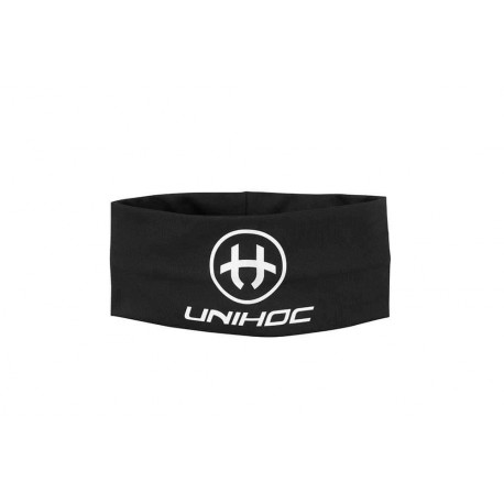 UNIHOC Headband TECHNIC wide black