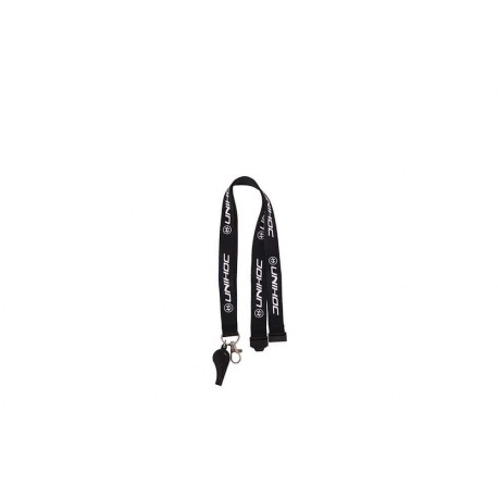 UNIHOC Coach whistle UNIHOC black