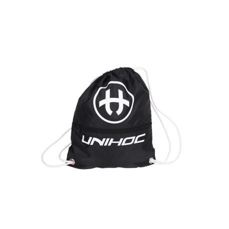 UNIHOC Gym sack UNIHOC black