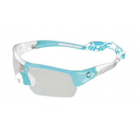UNIHOC Eyewear Victory kids turquoise/white