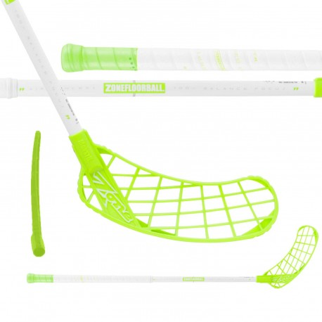 ZONE Monstr Air Curve 1.5° 31 white/green
