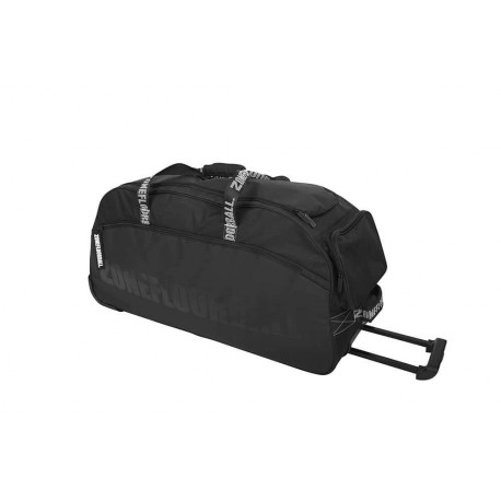 ZONE Sport bag BRILLIANT large with wheels black/grey