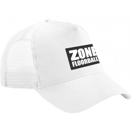 ZONE Cap HUGE white
