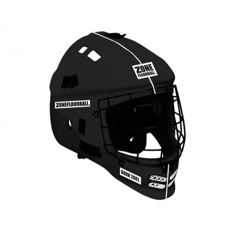 ZONE Goalie Mask Patriot black