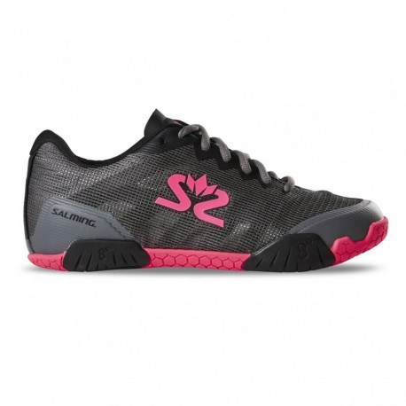 SALMING Hawk Women Shoe GunMetal/Pink