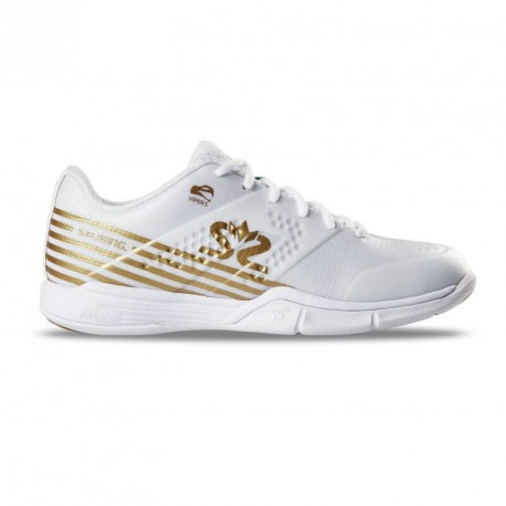 SALMING Viper 5 Women Shoe White/Gold