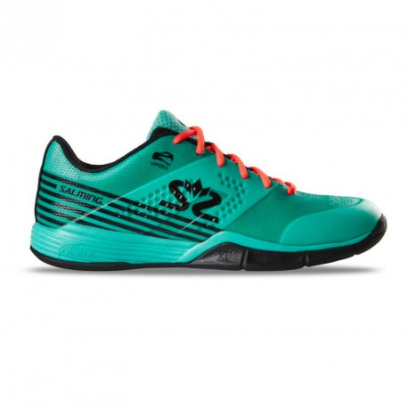 SALMING Viper 5 Men Shoe Turquoise/Black