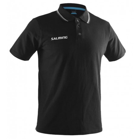SALMING Team Polo Black