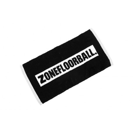 ZONE Towel SHOWERTIME black small 60x35cm