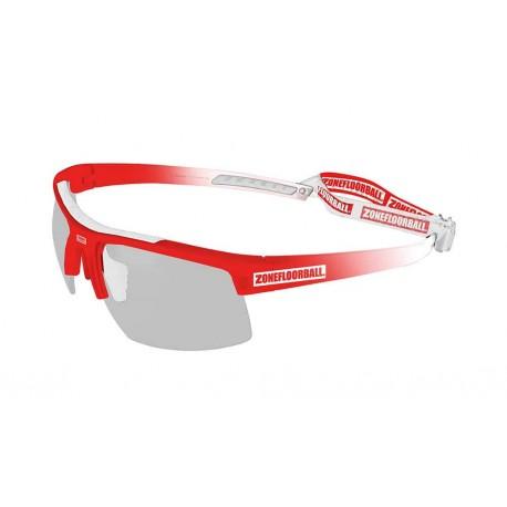 ZONE Eyewear PROTECTOR Sport glasses kids white/red