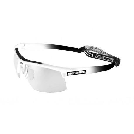 ZONE Eyewear PROTECTOR Sport glasses junior white/black