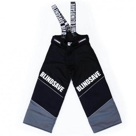 BLINDSAVE KIDS goalie pants with kneepads