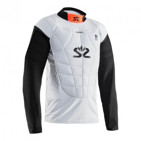 SALMING Protective Vest E-Series White/Orange