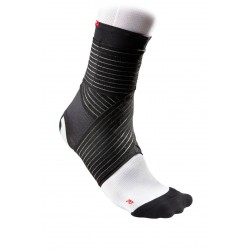 MD433 McDavid Dual Strap Ankle Support black