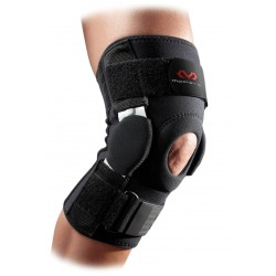 MD422 McDavid Dual Disk Hinged Knee