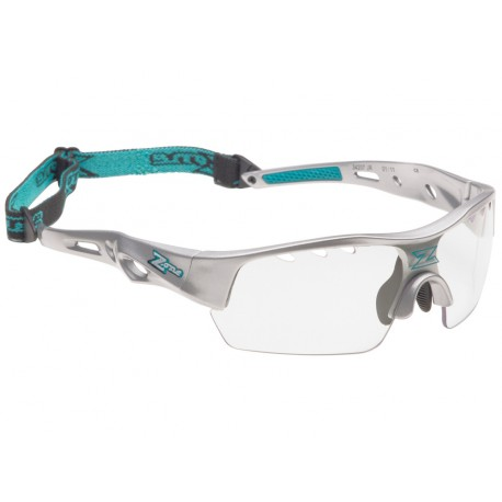 ZONE Eyewear Zone-Eye Matrix silver metallic JR