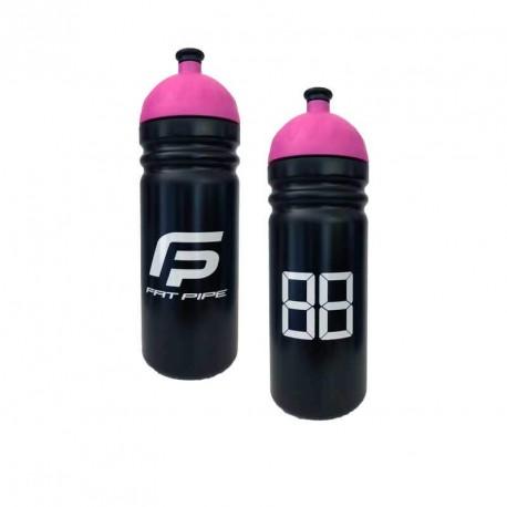 FATPIPE Bottle Black/Pink 0,7 L