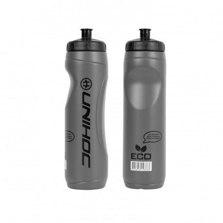 UNIHOC Water Bottle ECO dark grey 0,9L