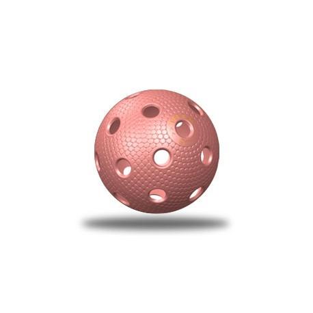 TRIX florbalový míček - Růžová (jahodová)