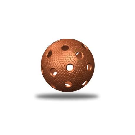 TRIX florbalový míček - Měděná