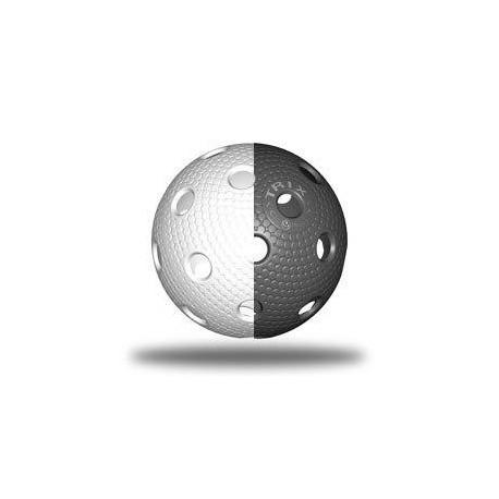 TRIX florbalový míček - Bílá/černá