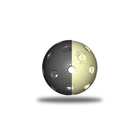 TRIX florbalový míček - Černá/žlutá