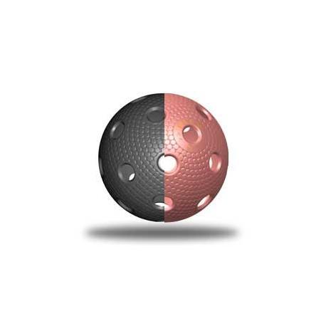 TRIX florbalový míček - Černá/růžová