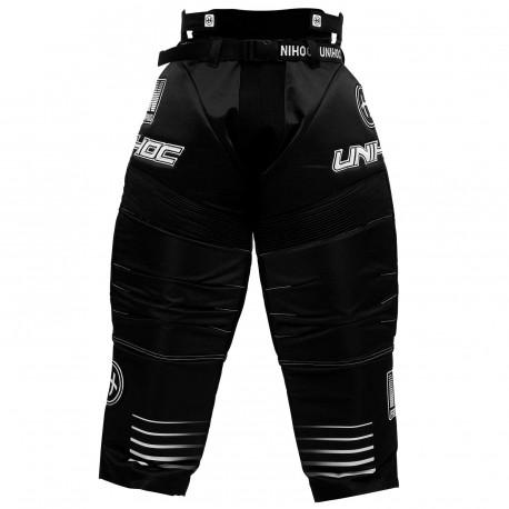 UNIHOC Goalie pants INFERNO black