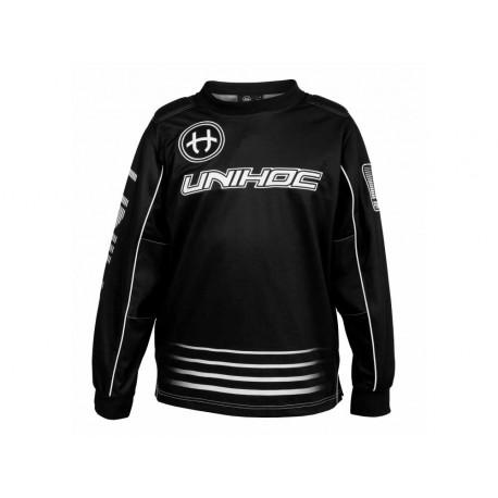 UNIHOC Goalie sweater INFERNO black