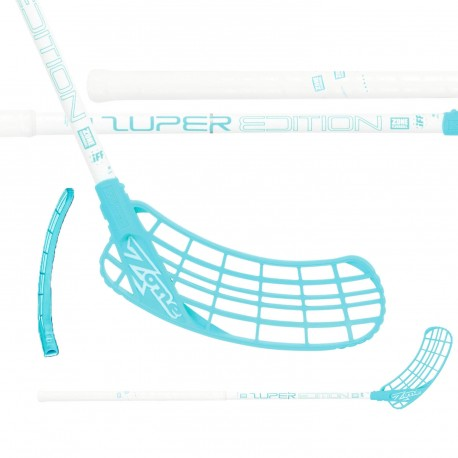 ZONE Zuper Composite Light 29 White/Turquoise