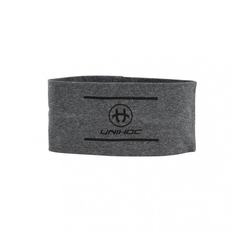 UNIHOC Headband Allstar wide grey