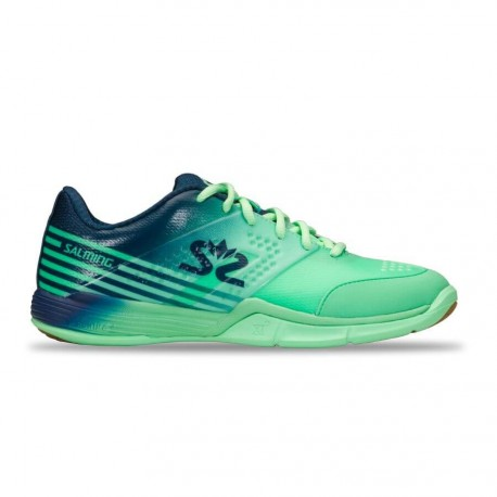 SALMING Viper 5 Women Shoe Turquoise/Navy