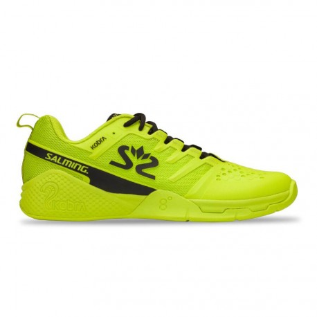 SALMING Kobra 3 Men Shoe Fluo Green/Black